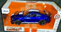 JADA 2020 1/24 DIE CAST BIGTIME MUSCLE 2020 BLUE FORD MUSTANG SHELBY GT500 HTF!