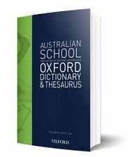 Australian School Dictionary & Thesaurus by Mark Gwynn (Paperback, 2017)