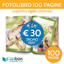 FOTOLIBRO 100 PAGINE A4 Cop.rigida IDEA REGALO|FOTO ALBUM FOTO - FOTOLIBRO