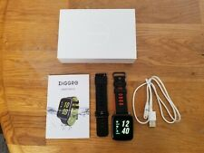 Diggro Smart Watch. Used. Tested and works great.