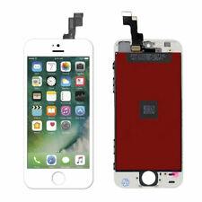 Weiß Für iPhone 5S LCD Display Touchscreen Digitizer Assembly + Werkzeuge RHN02