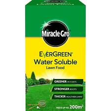 Miracle-Grow EverGreen Water Soluble Grass Lawn Feed Thick & Healthy - 1kg 200m2
