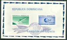 DOMINICAN REPUBLIC 1964 FDC SPACE EXPLORATION SANTO DOMINO PMK -CAG 201018