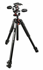 Manfrotto MK055XPRO3 with MHXPRO3-3W Head and FREE VBAG100P padded bag