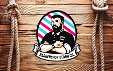 Dingo Dans - Barbershop Beard Oil (50ml bottle) Original Beard Styling Oil