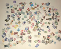 Huge Lot of 1900's Used Turkey Postage Stamps - Unsorted Mixed Individual stamps