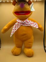 Large Fozzie Bear The Muppets Plush Kids Soft Stuffed Toy Animal Doll Disney