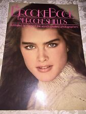 The Brooke Book - Brooke Shields - 1982 Softcover Good Condition! Rare (2nd ed)