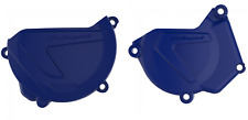 New YZ 250 00-18 Blue Clutch Ignition Cover Protector 01 02 03 04 05 06 07 08 09