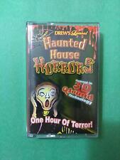 DREW'S FAMOUS HAUNTED HOUSE HORRORS 9061711074 Cassette Tape