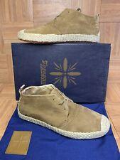 Vintage🔥 VANS Espadrille Taka Hayashi TH LX Premium Taupe Sz 11 Men's Shoes