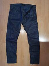 orig. DIESEL BLACK GOLD - Jeans W32/30,Lederoptik,neuwer.