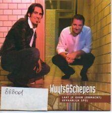(863F) Wuyts & Schepens, Laat je Gaan - 2002 CD