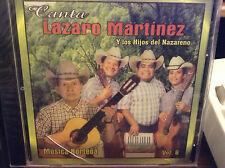 Muisca cristiana Norteña - Lazaro Martinez y los hijos del Nazareno - CD