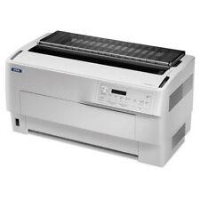 Epson DFX-9000 (PN: P371A & C11C605001) 9-Pin USB/Serial Dot Matrix Printer !