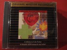 """MFSL-UDCD 542 VARIOUS ARTISTS """" RED HOT + BLUE """" (GOLD-CD/JAPAN/FACTORY SEALED)"""