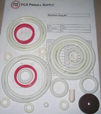 1974 Gottlieb Big Brave Pinball Rubber Ring Kit