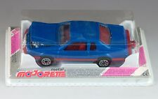Majorette 217 Thunderbird Blue Made In Thailand New In Package