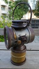 ANTIQUE  19TH CENTURY SHIP  OIL SIGNAL LANTERN,,,,,RARE!!