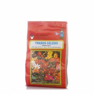 100 g EMOLUS fertilizer for FLOWERS NPK 10-11-32 + trace elements long blooming