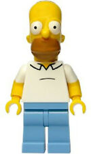New Lego Homer Simpson Authentic Minifig Only 71016 CMF Simpsons Bart
