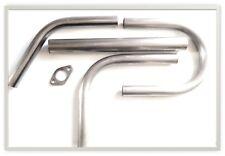 Mini bike/Go Kart exhaust/header pipe kit for 212cc predator engine