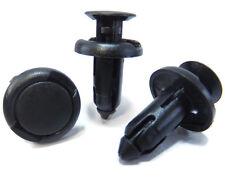 10 x 8mm De Presión Tipo Remache Enganche Clip del coche OEM 91505-sl0-003 HONDA