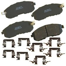 Disc Brake Pad Set-Stop Ceramic Brake Pad Front Bendix SBC815A