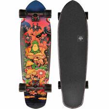 New listing Globe Big Blazer 32 Cruiser Skateboard Cruiserboard Complete Board Red Toadstool