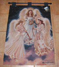 Choir of Angels Tapestry Wall Hanging ~ Dona Gelsinger