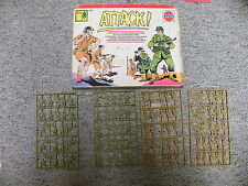 Esci A-Toys 1/72  Box#1100 British and German AK  Infantry 100 figures