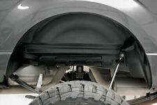 Rough Country Rear Wheel Well Liners (fits) 17-20 Ford Super Duty F250 F350