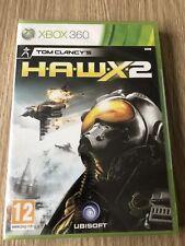TOM CLANCY'S HAWX 2 AVION XBOX 360 FRANÇAIS NEUF BLISTER NEW SEALED RARE