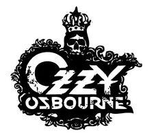 Ozzy Osbourne/Black Sabbath Metal Music Memorabilia