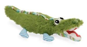 MacKenzie-Childs For Maison Chic Tooth Fairy Gator Stuffed Animal Friend