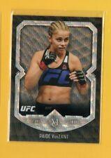 D25086  2018 Topps Chrome UFC Museum Collection Wave Paige VanZant #67/99