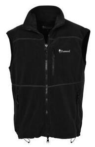 Pinewood 9564 Pirsch Fleece Weste Fleeceweste Outdoor Outdoorweste schwarz S