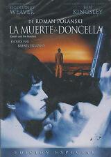 DVD - La Muerte Y La Doncella NEW Death And The Maiden FAST SHIPPING !