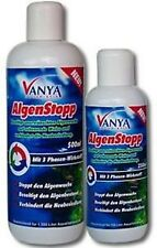 AlgenStopp 500 ml - Aquarium Algen Stopp Algen-Stopp Mittel Algenwuchs AntiAlgen