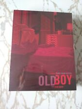 Oldboy Steelbook Full Slip Plain Archive