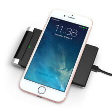 "For iPhone 6/6S 4.7"" 6/6S Plus 5.5"" Qi Wireless Charging Pad Charger Plate"
