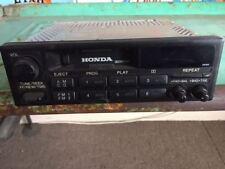 Audio Equipment Radio Am-fm-cassette Sedan LX Fits 90-97 ACCORD 407014