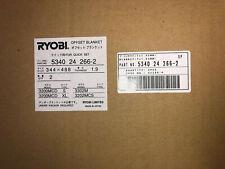 Ryobi Offset Blanket Part No: 5340 24 266-2