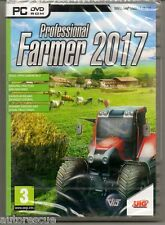 Z CHEAP DEAL!   Professional Farmer 2017  'Factory Sealed'  (PC-DVD)