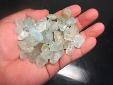 New listing 200 Gram Lot Of Gem Quality Blue Topaz Rough From Nigeria - Top Quality!