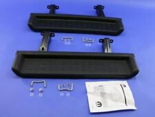 01-06 Jeep Wrangler Side Steps New Factory Mopar Right And Left SIde
