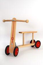 Laufrad Holzroller Roller ab dem 1. Geburtstag  Erzgebirge Made in Germany neu