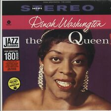 SEALED NEW LP Dinah Washington - The Queen