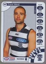 2013 Teamcoach Silver Code Card -  Trent West