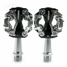 ZERAY ZP-108S MTB/Road Bike Clipless Pedals Shimano SPD Compatible w Cleats